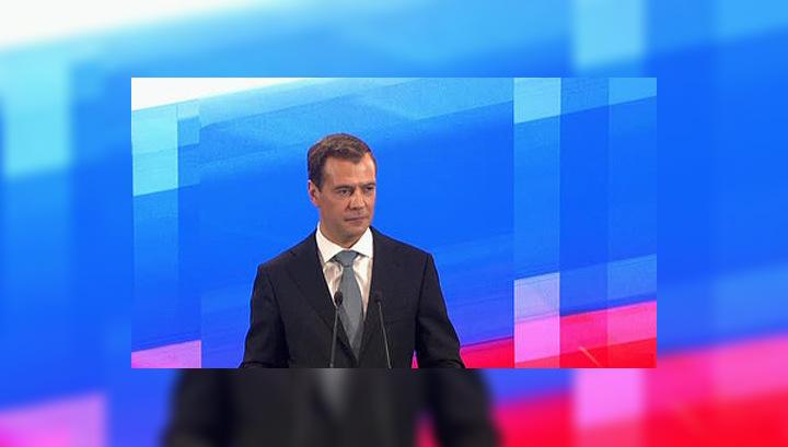 Дмитрий Медведев более двух часов отвечал на вопросы журналистов