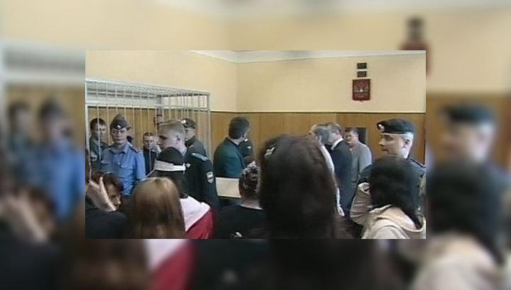 Питерских неонацистов признали виновными безоговорочно