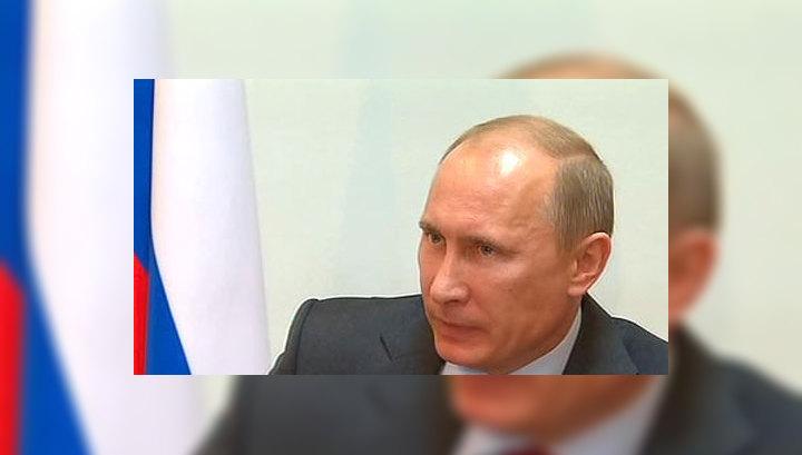 Путин призвал транспортников входить в Общероссийский народный фронт