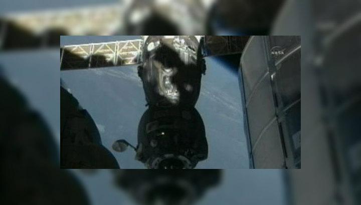 Космонавты вышли на поверхность МКС