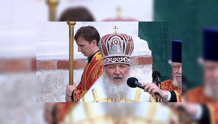 Патриарх Кирилл: без общей культуры не может быть единого народа