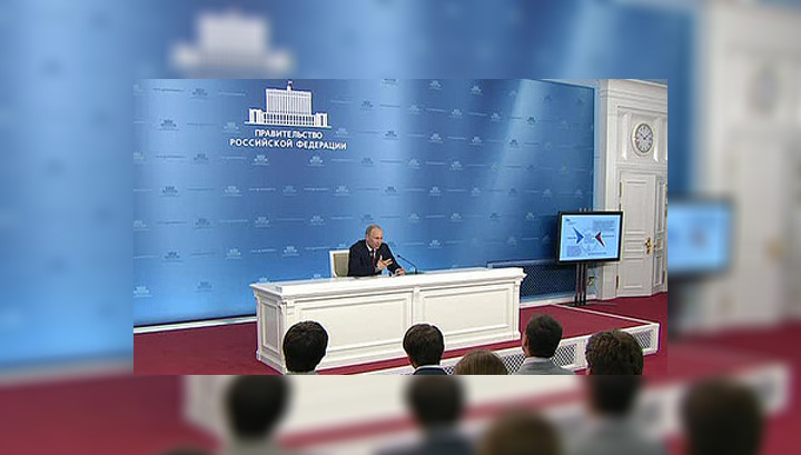 Владимир Путин поддержит молодых инноваторов