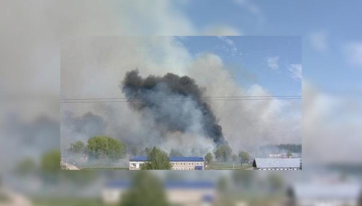 Число пострадавших от взрыва арсенала достигло 100 человек