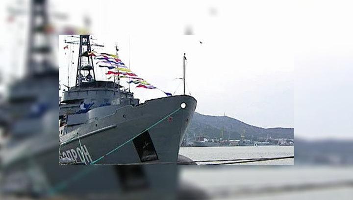 Российские моряки принимают участие в учениях НАТО
