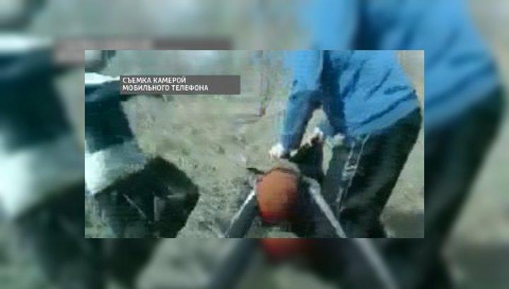 В Уфе подростки сняли на видео жестокое избиение ребенка