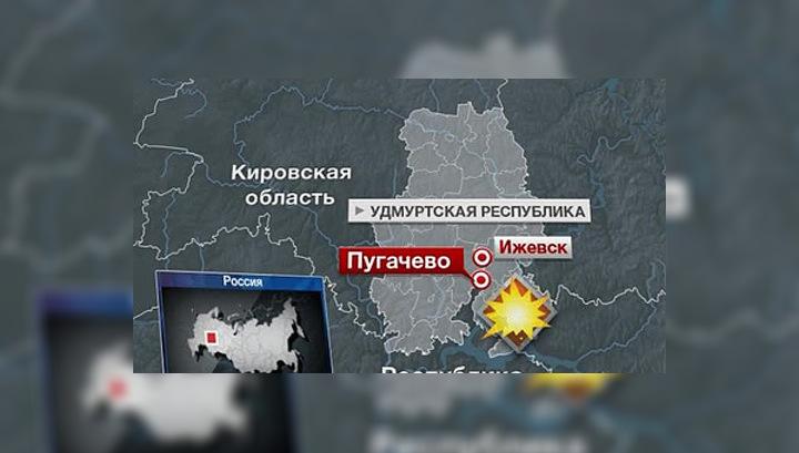 В Удмуртии и Татарстане эвакуировано более 15 тысяч человек