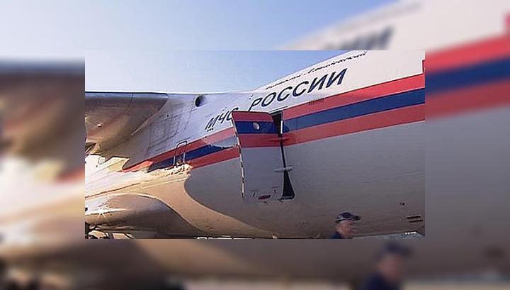 Авиация МЧС вылетела в Удмуртию