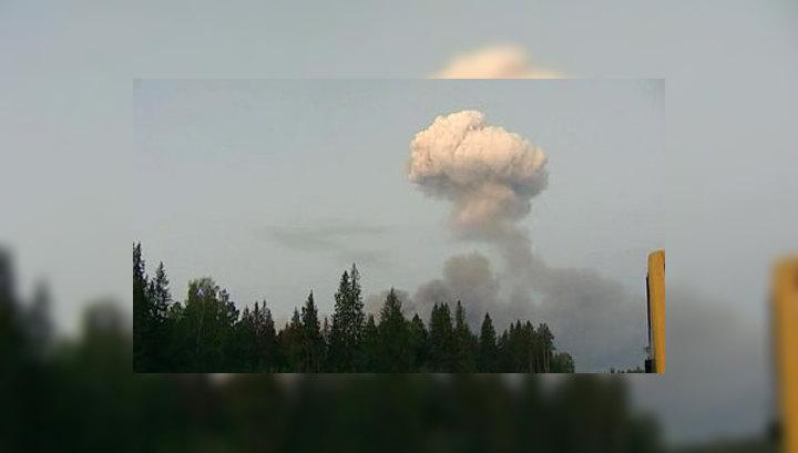 Пожар в Удмуртии: военные уверяют, что до ракет пламя не дойдет