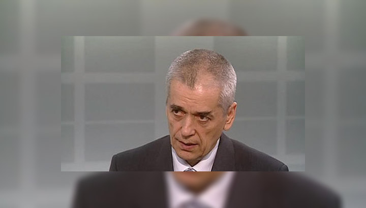 Онищенко удивлен отсутствием людей в масках в задымленном Томске