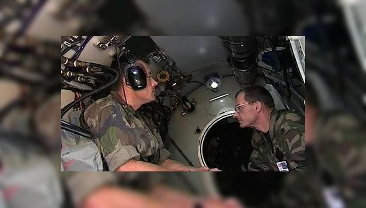 """""""Боулд Монарх 2011"""": военные моряки России и НАТО спасают субмарину"""
