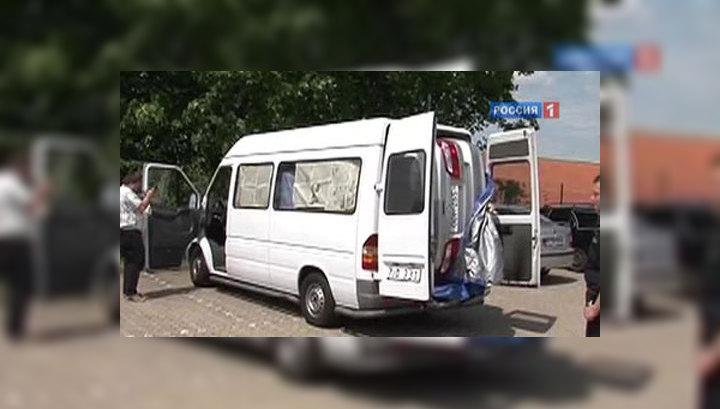 Немецкую полицию ошарашил новый способ транспортировки авто
