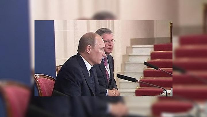 Путин: ОНФ поможет оживить политическую жизнь страны