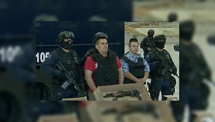 Мексиканской полиции удалось арестовать главу наркокартеля La Familia