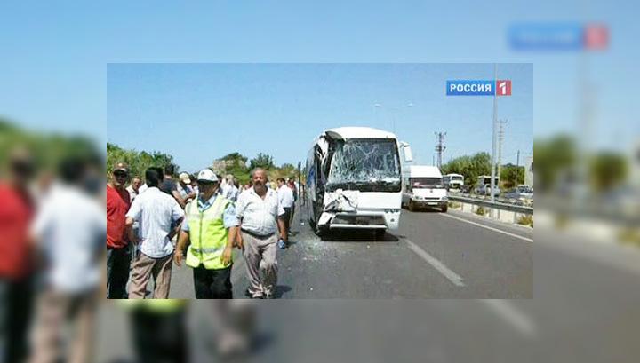 ДТП в Турции: российских туристов спасло чудо
