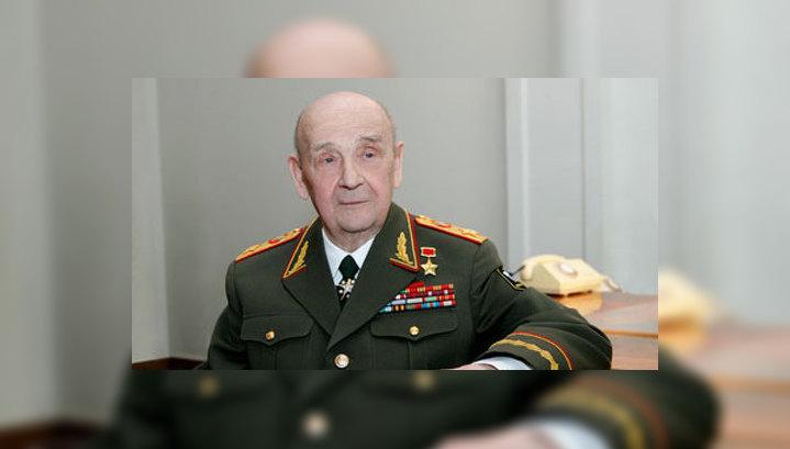 В Москве умер маршал Сергей Соколов