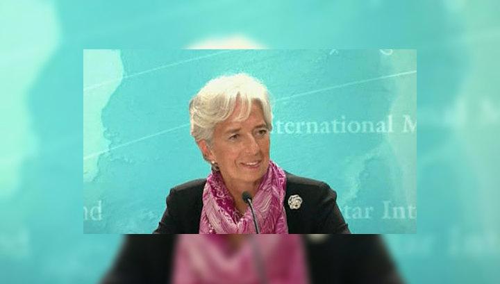 В отношении главы МВФ Кристин Лагард будет начато расследование