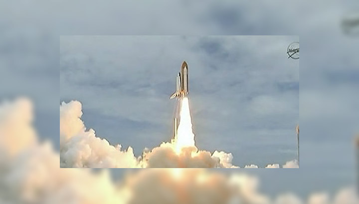Американский челнок отправился в последний космический полет