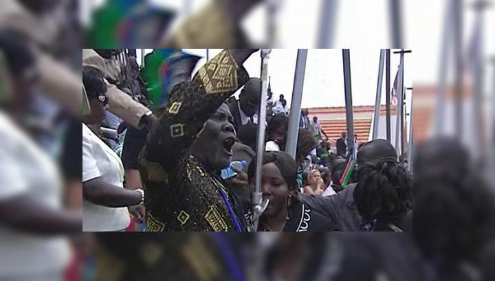 Для Южного Судана началась новая страница истории