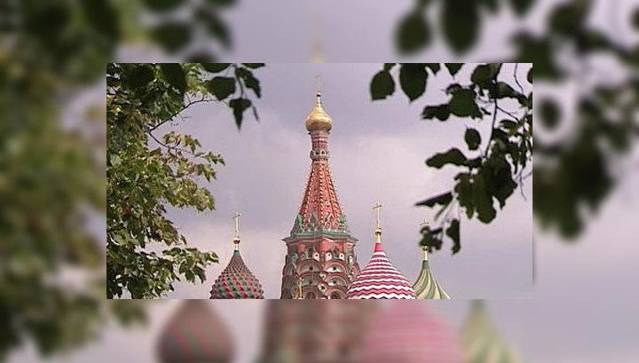 Храму Василия Блаженного – 450 лет