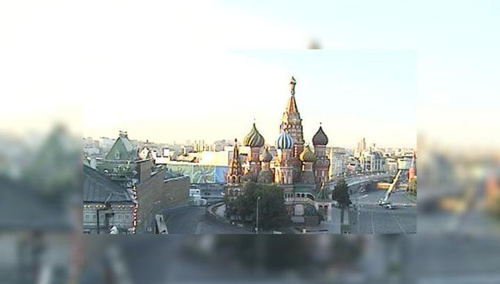 В России правит бал аномальная жара