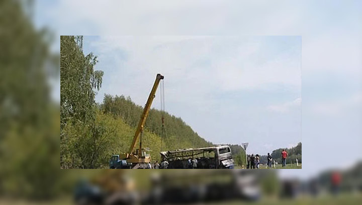 Опознаны 4 жертвы ДТП под Новосибирском