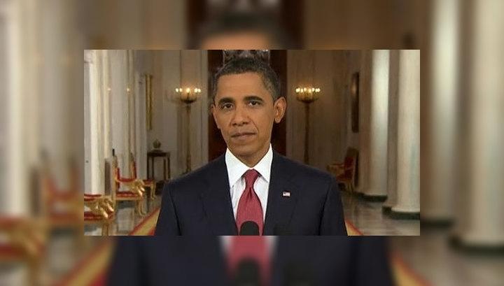 Угроза дефолта в США: Обама обратился к нации