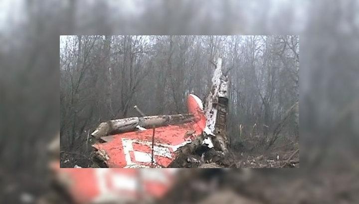 Россия передала Польше еще 6 томов дела об авиакатастрофе под Смоленском