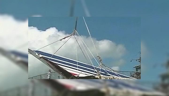 Во Франции опубликован отчет о крушении лайнера над Атлантикой
