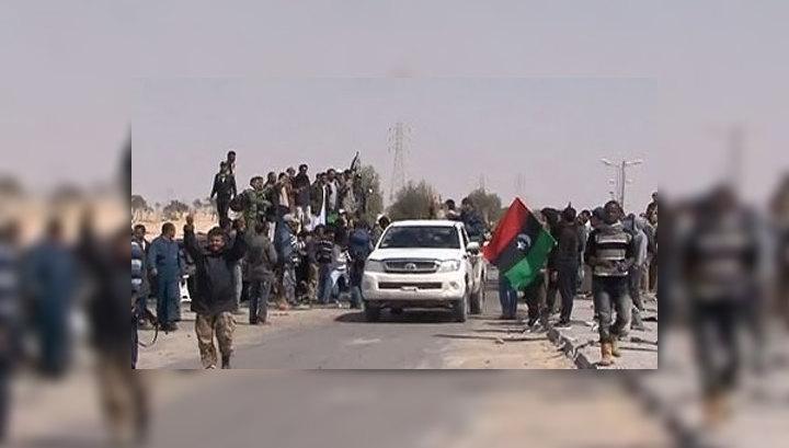 Триумф ливийской оппозиции оказался преждевременным