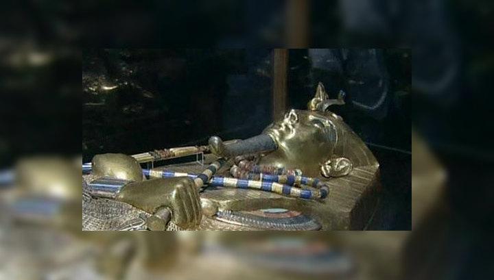 Европейцы оказались родственниками Тутанхамона