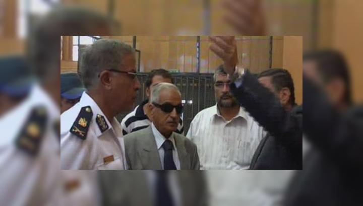 В Каире открывается судебный процесс над Мубараком