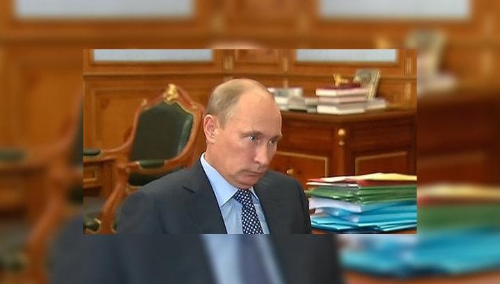 Путин поддерживает идею назвать народной программу ОНФ и единороссов