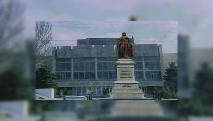 Место памятника Карлу Марксу в Ростове может занять скульптура Екатерины