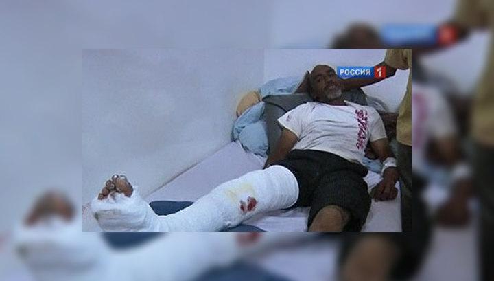 В одной из больниц Триполи найдено более 200 трупов
