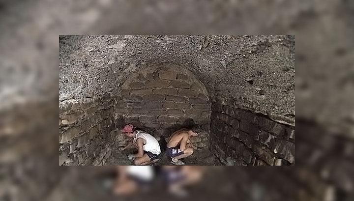 При строительстве олимпийской дороги найден древний храм-крепость
