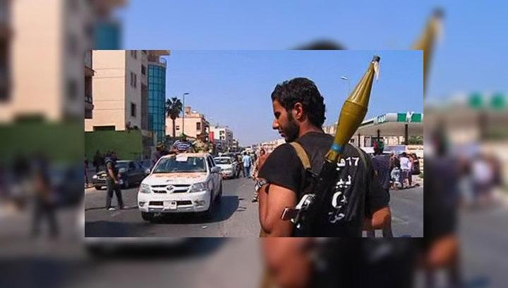 Вооруженный конфликт в Ливии. Справка