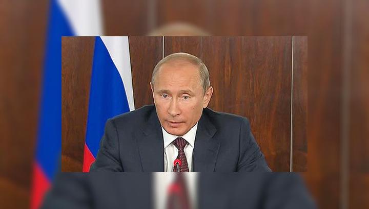 Путин предлагает обязать все партии проводить праймериз