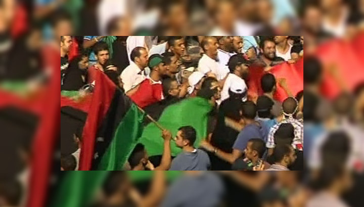 В Триполи ищут бункер Муаммара Каддафи