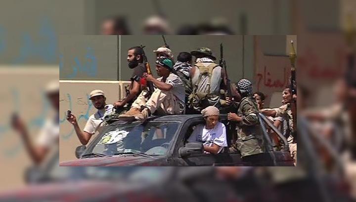 Главную роль в штурме Триполи сыграл британский спецназ