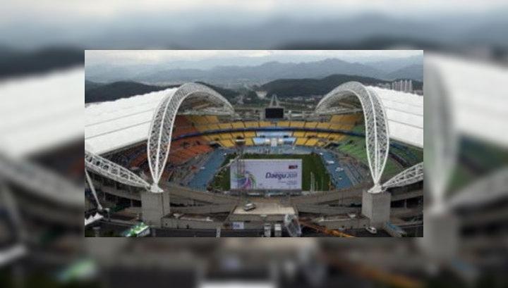 На ЧМ в Южной Корее выступят 80 российских легкоатлетов