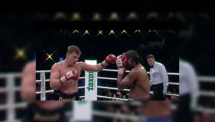 Поветкин и Чагаев сразятся за титул чемпиона WBA