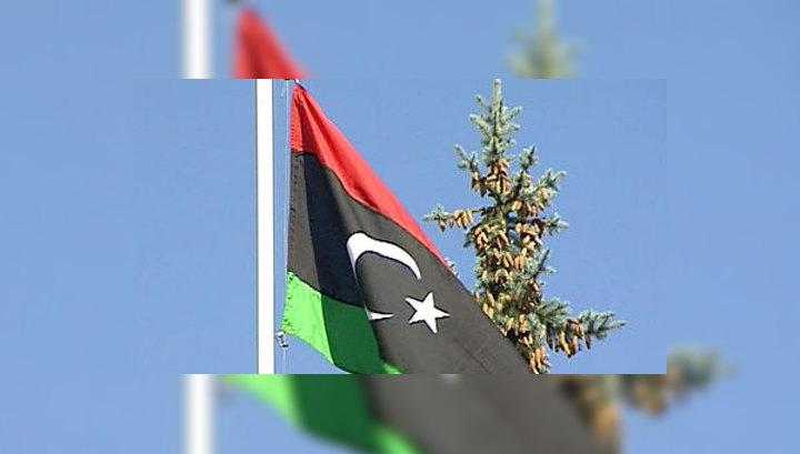 Украина признала ПНС официальной властью в Ливии