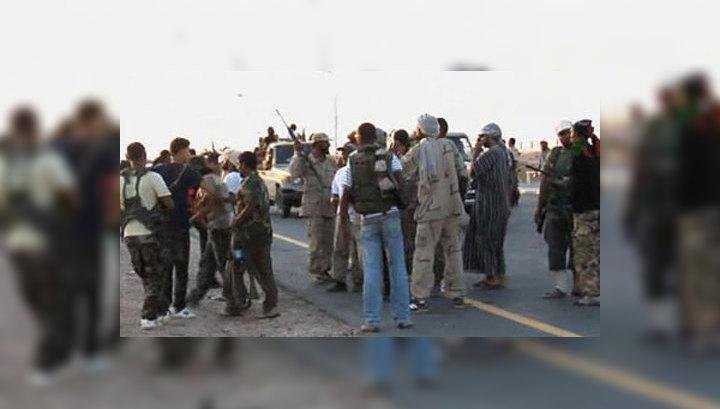 Африканский союз обвиняет ливийских повстанцев в убийстве чернокожих