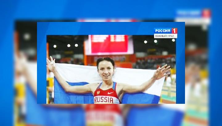 Челябинская бегунья Мария Савинова стала чемпионкой мира
