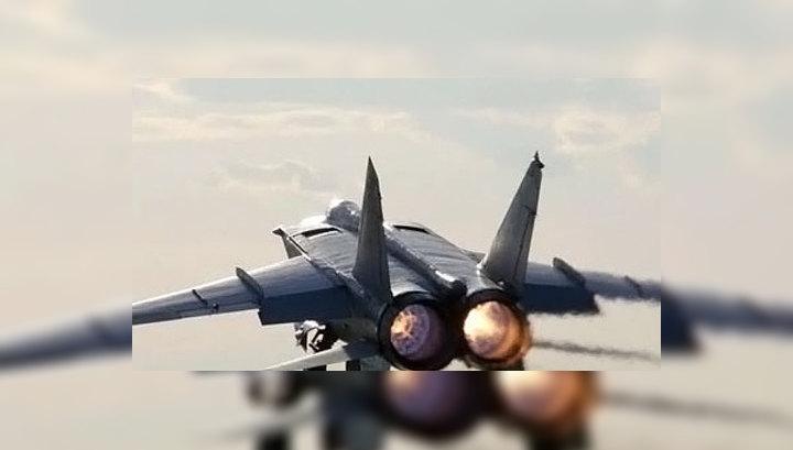 Катастрофа МиГ-31: большая воронка в земле - доказательство взрыва при падении