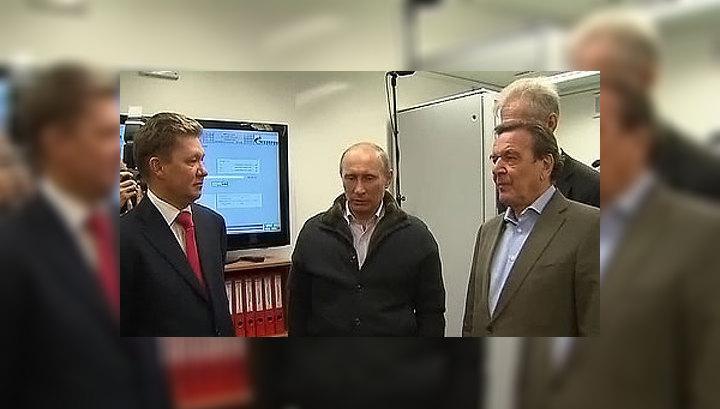 """Путин: """"Северный поток"""" лишает Украину эксклюзивного положения транзитера"""