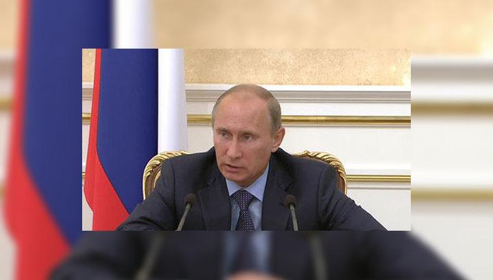 Путин: в нефтяных регионах необоснованно высокие цены на топливо