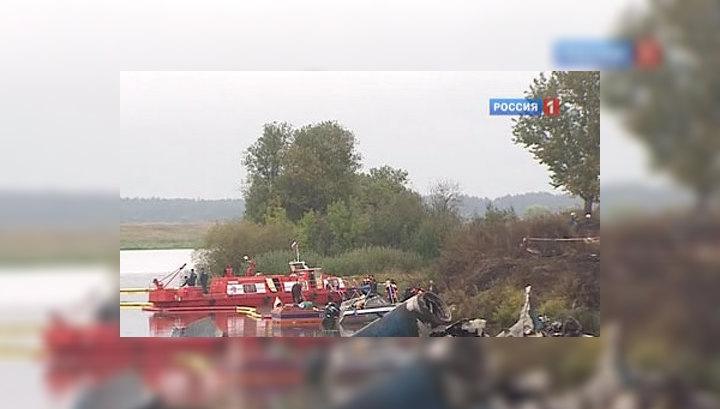 Эксперты подтверждают вину пилота в катастрофе Як-42