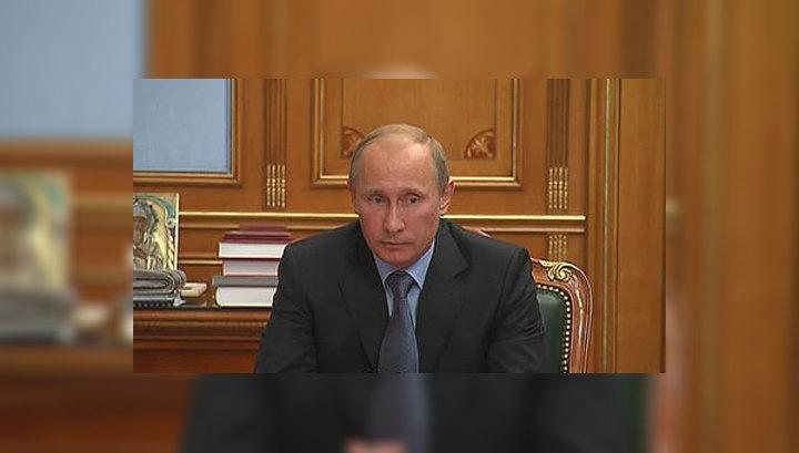 Путин: внимание на Pussy Riot надо было обратить уже после акции в супермаркете