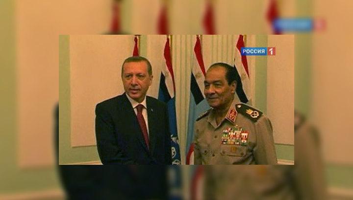 Турецкий премьер решил сплотить арабский мир против Израиля